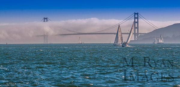 Fog on the Bridge